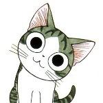 wpid chii 1 - Karakter Kucing dalam Anime