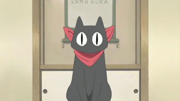 wpid sakamoto san 11 - Karakter Kucing dalam Anime