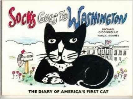 wpid 201511161944101 - Socks, Kucing yang Meluluhkan Hati Mantan Presiden Amerika Serikat