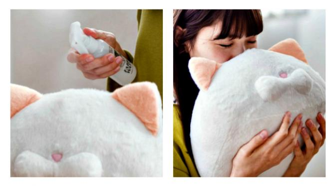 wpid wp 1451080143632 - Wow. Jepang Kenalkan Parfum Beraroma Jidat Kucing