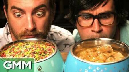 Amankah cat food bila dikonsumsi manusia ?