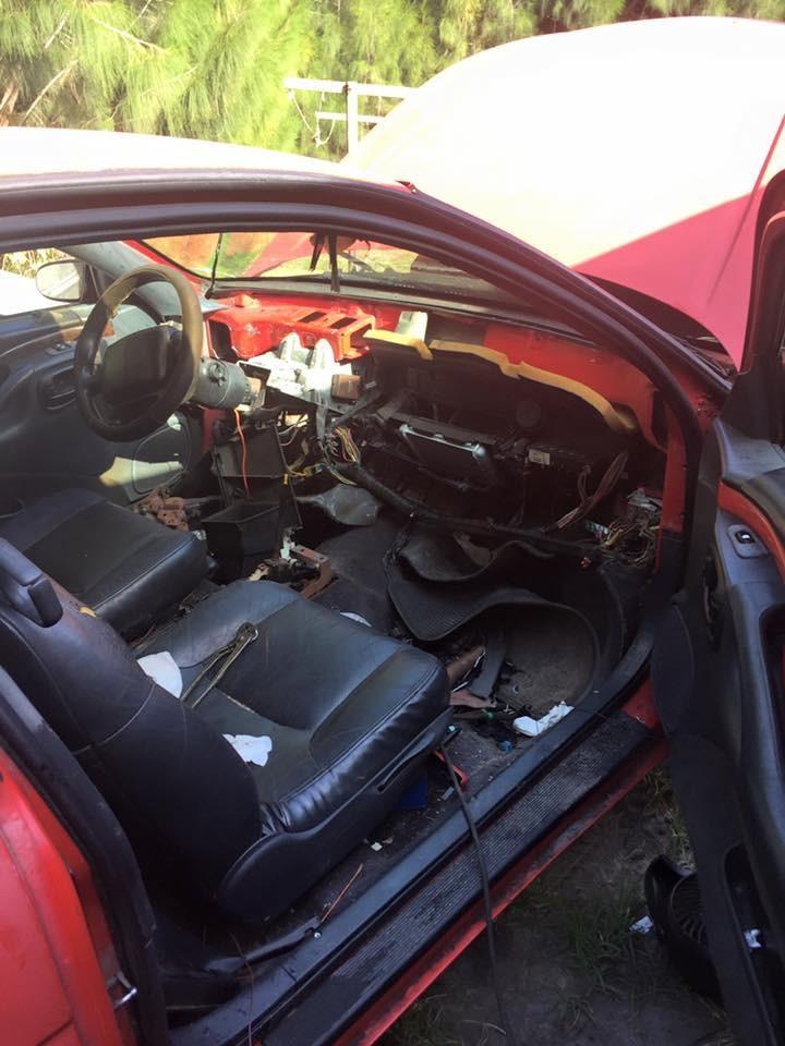 Mobil Neil dan Denise. sumber: Spada's total auto repair