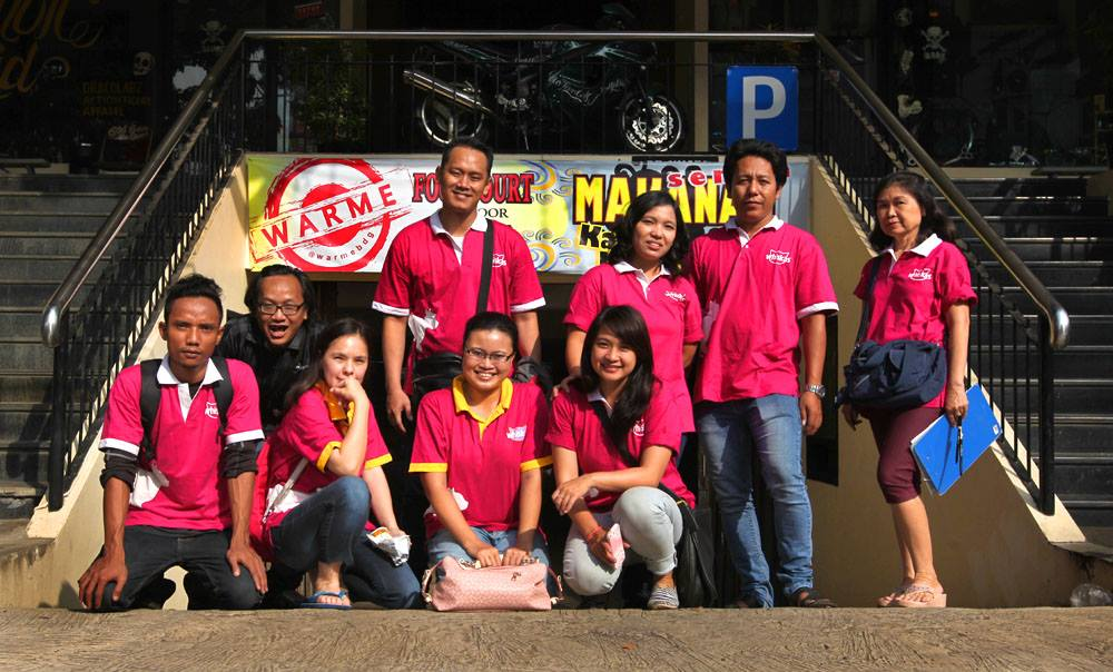 Tim BPK ke 1 di Pasar sederhana Bandung