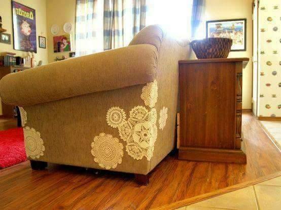 bekas cakaran4 - Kreatif ! Selamatkan Bekas cakaran Di Sofa Anda dengan Cara Berikut