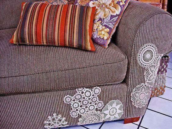 bekas cakaran6 - Kreatif ! Selamatkan Bekas cakaran Di Sofa Anda dengan Cara Berikut